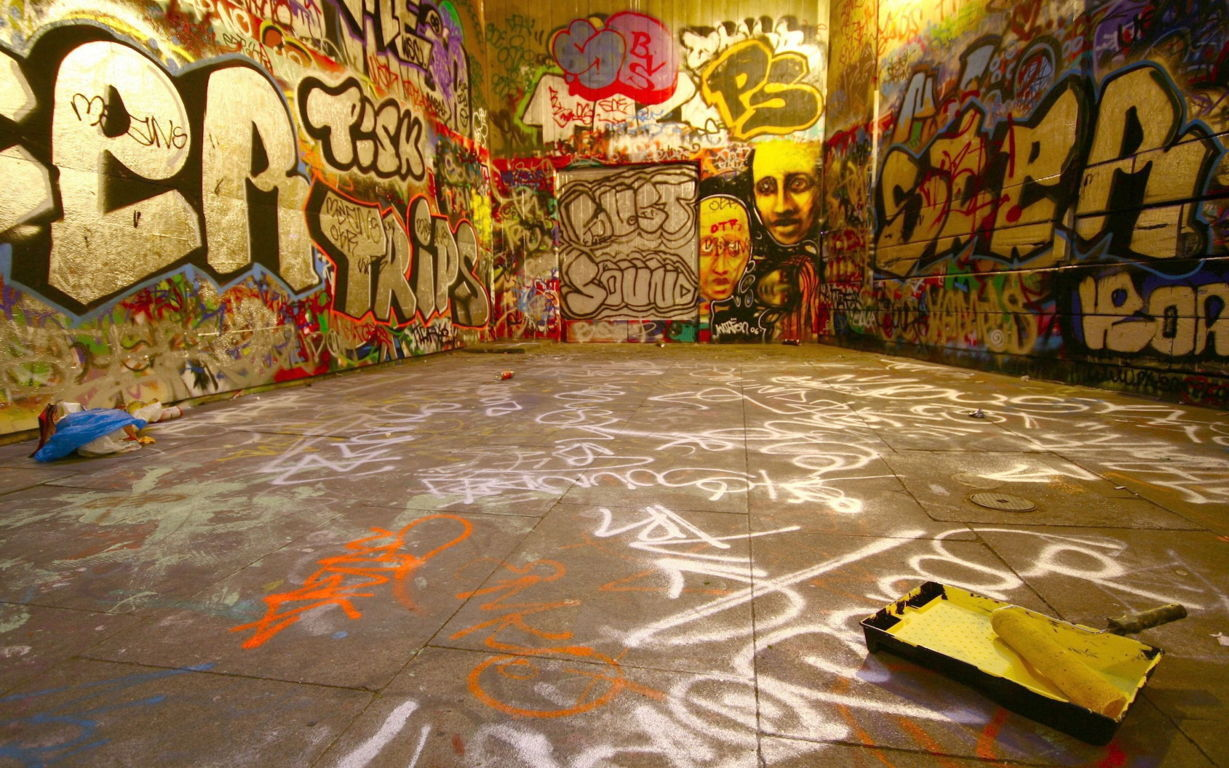 Graffiti Wallpaper 044