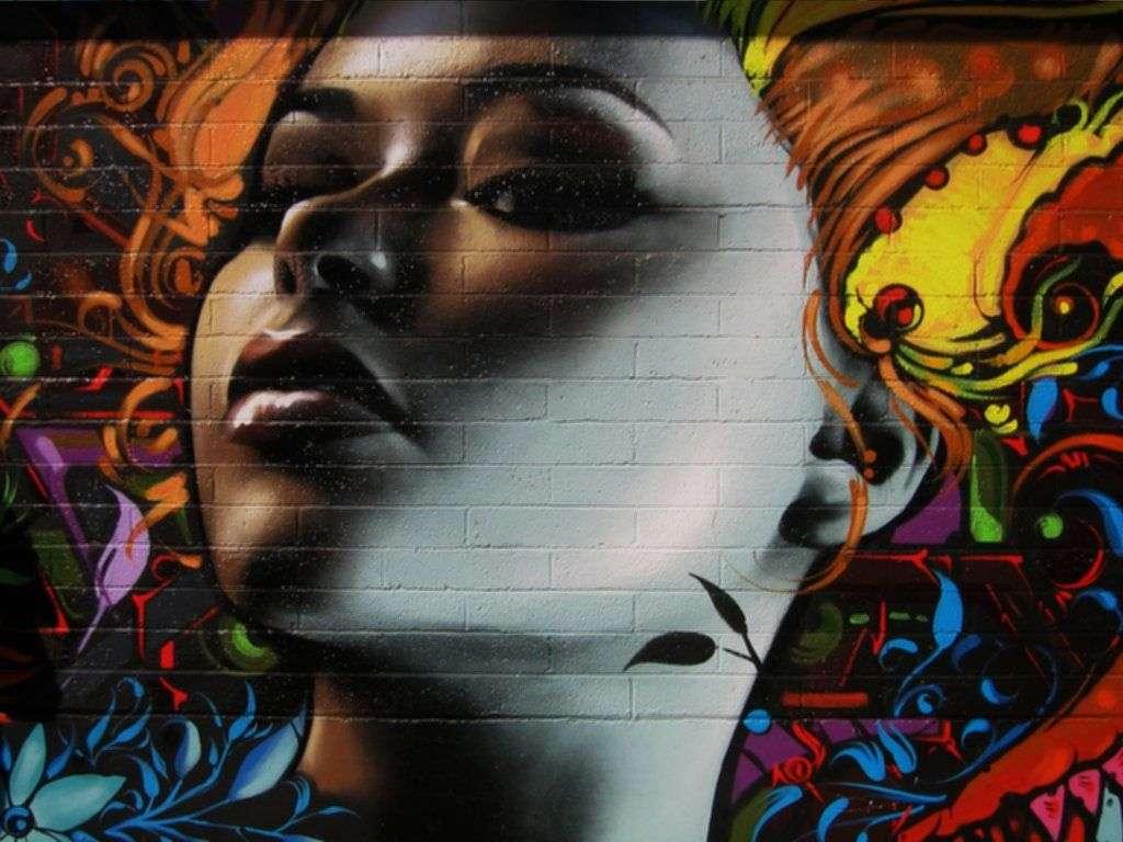 Graffiti Wallpaper 056