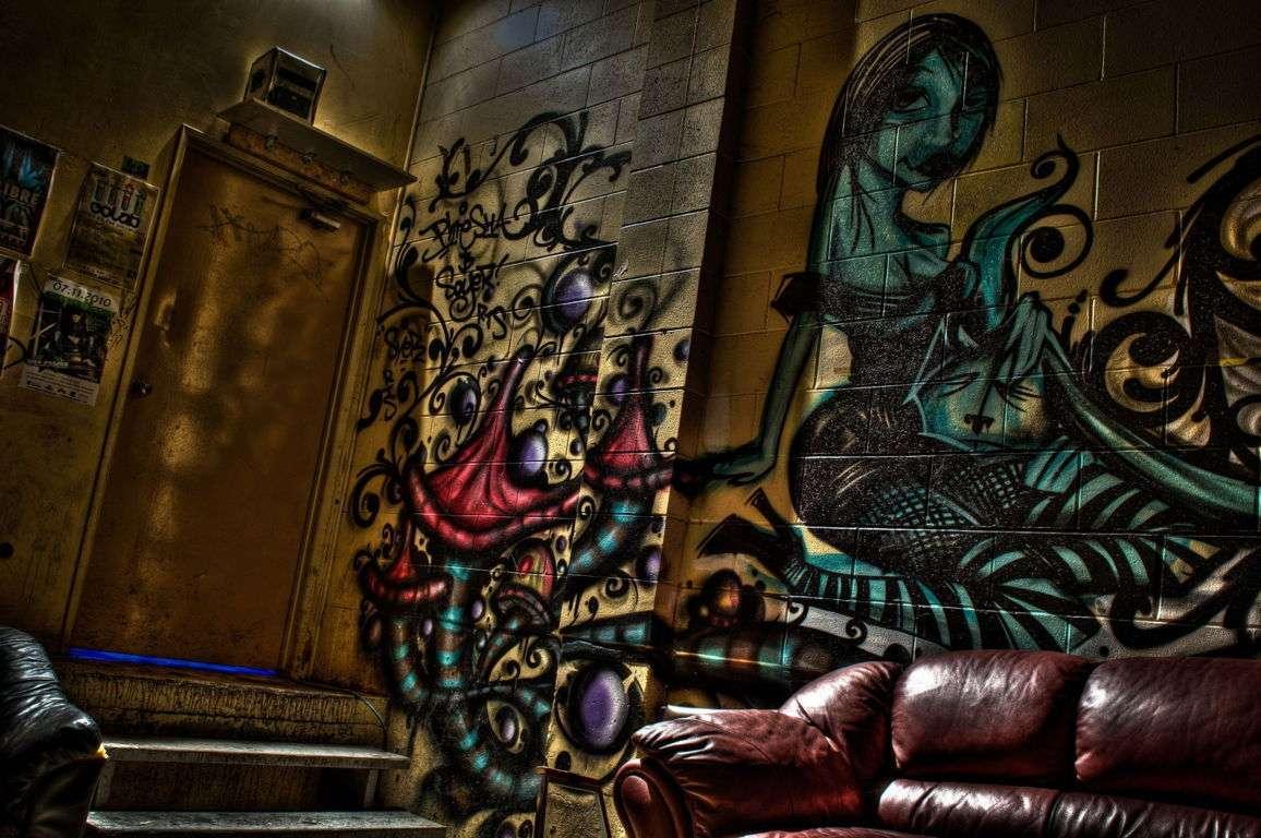 Graffiti Wallpaper 074