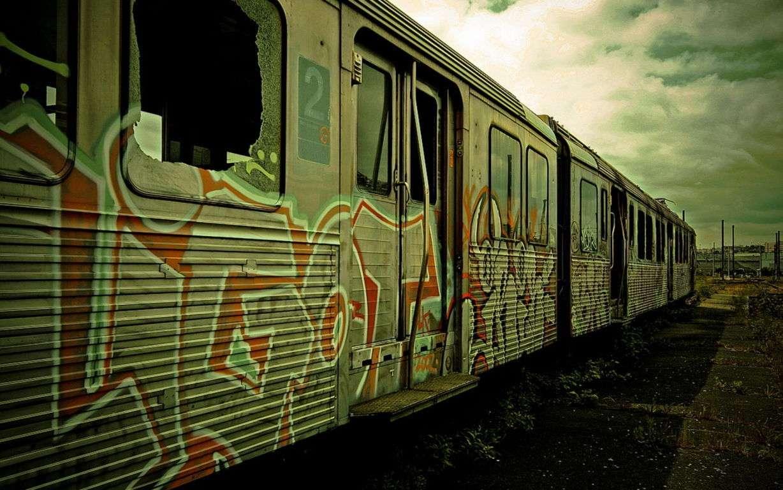 Graffiti Wallpaper 075