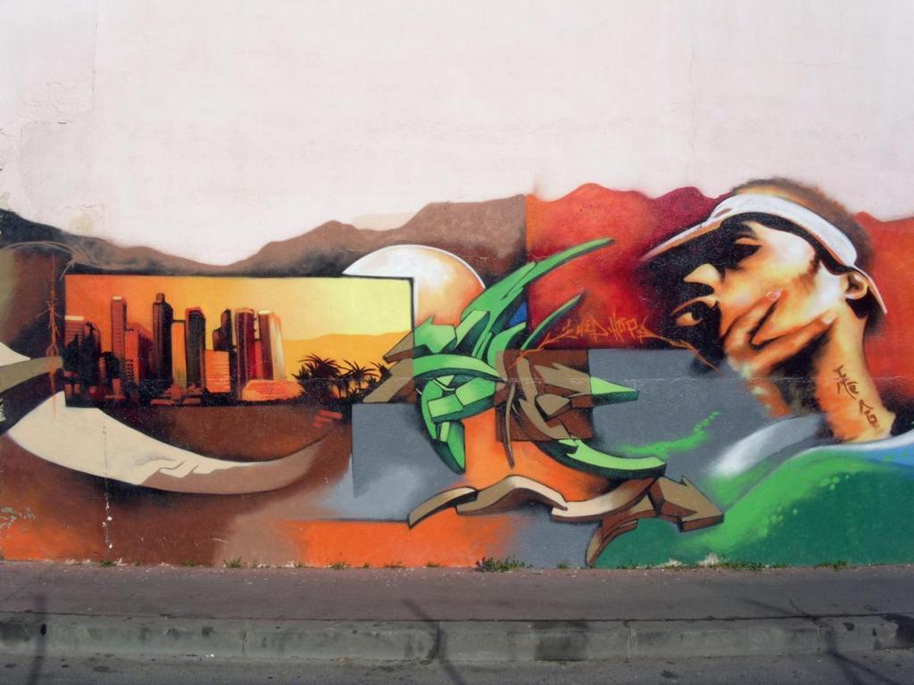 Graffiti Wallpaper 076