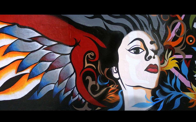 Graffiti Wallpaper 077