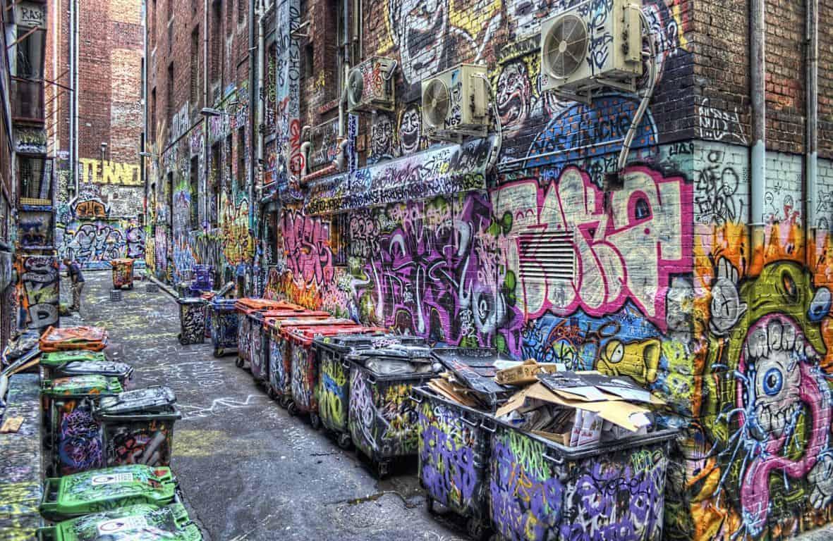 Graffiti Wallpaper 079
