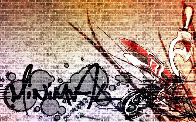 Graffiti Wallpaper 087