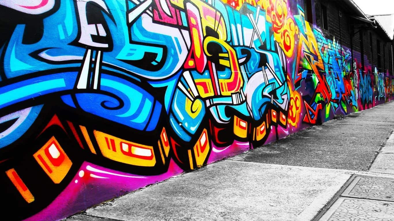 Graffiti Wallpaper 097