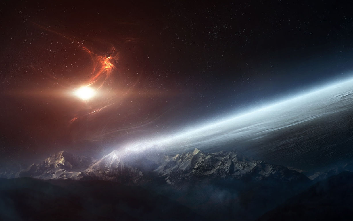 Landspace Wallpaper 153