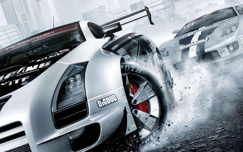Racing Cars Wallpaper 004