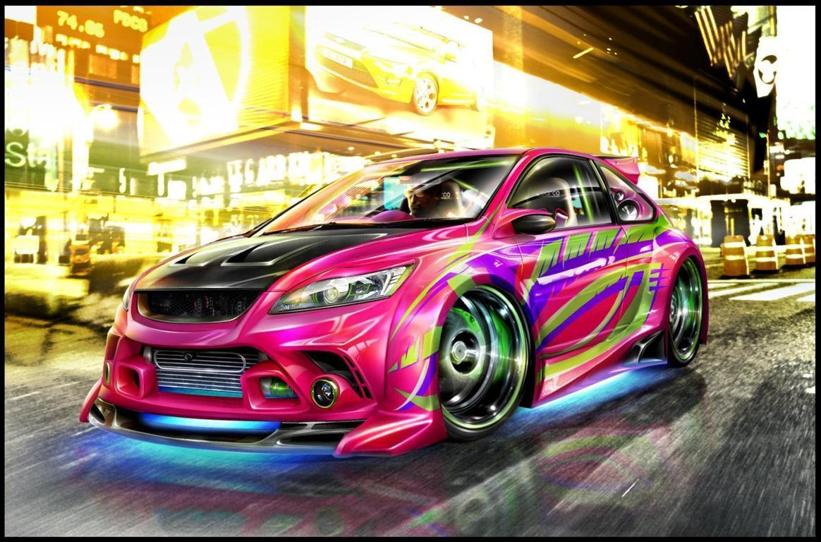 Racing Cars Wallpaper 010