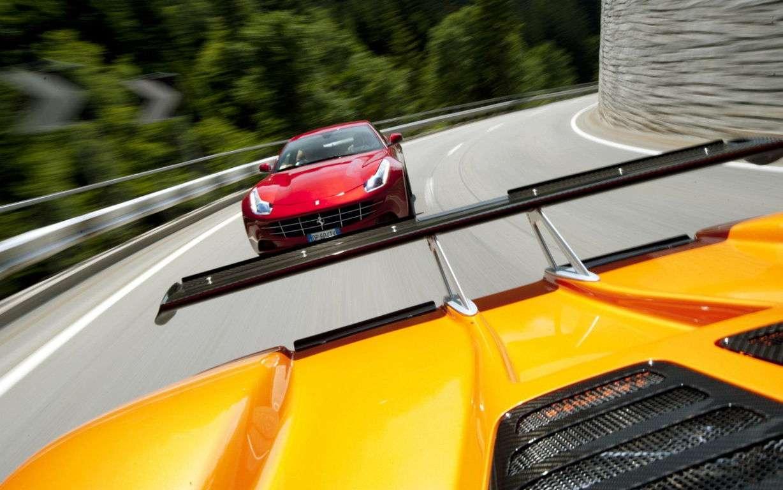 Racing Cars Wallpaper 027