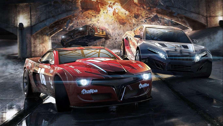 Racing Cars Wallpaper 034