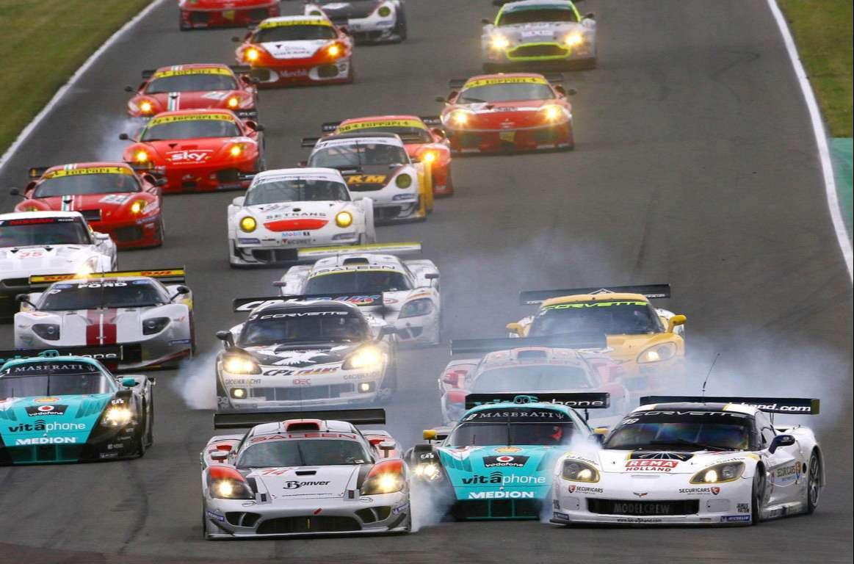 Racing Cars Wallpaper 048