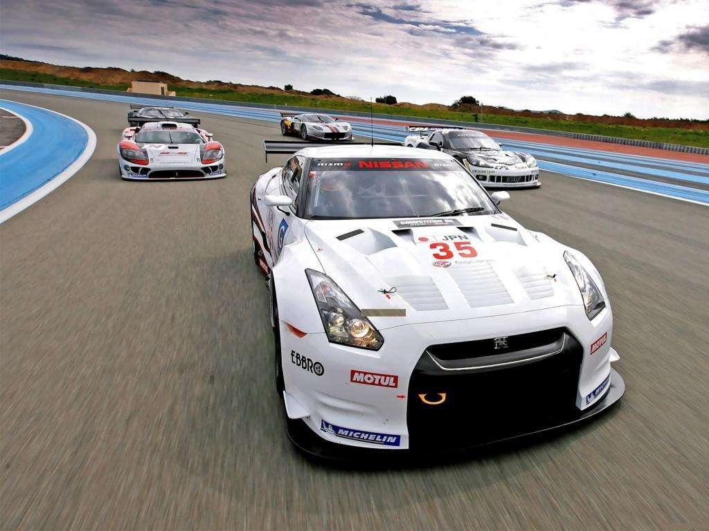 Racing Cars Wallpaper 052