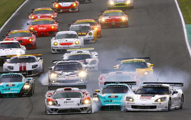 Racing Cars Wallpaper 072