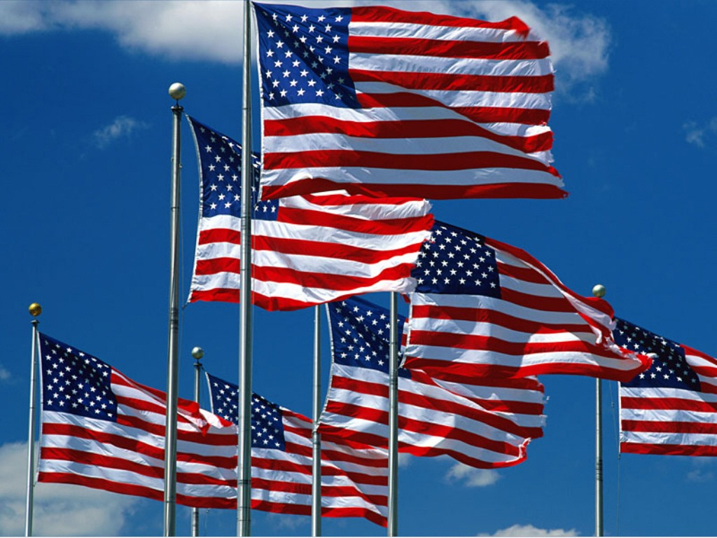 American Flag Wallpaper 006