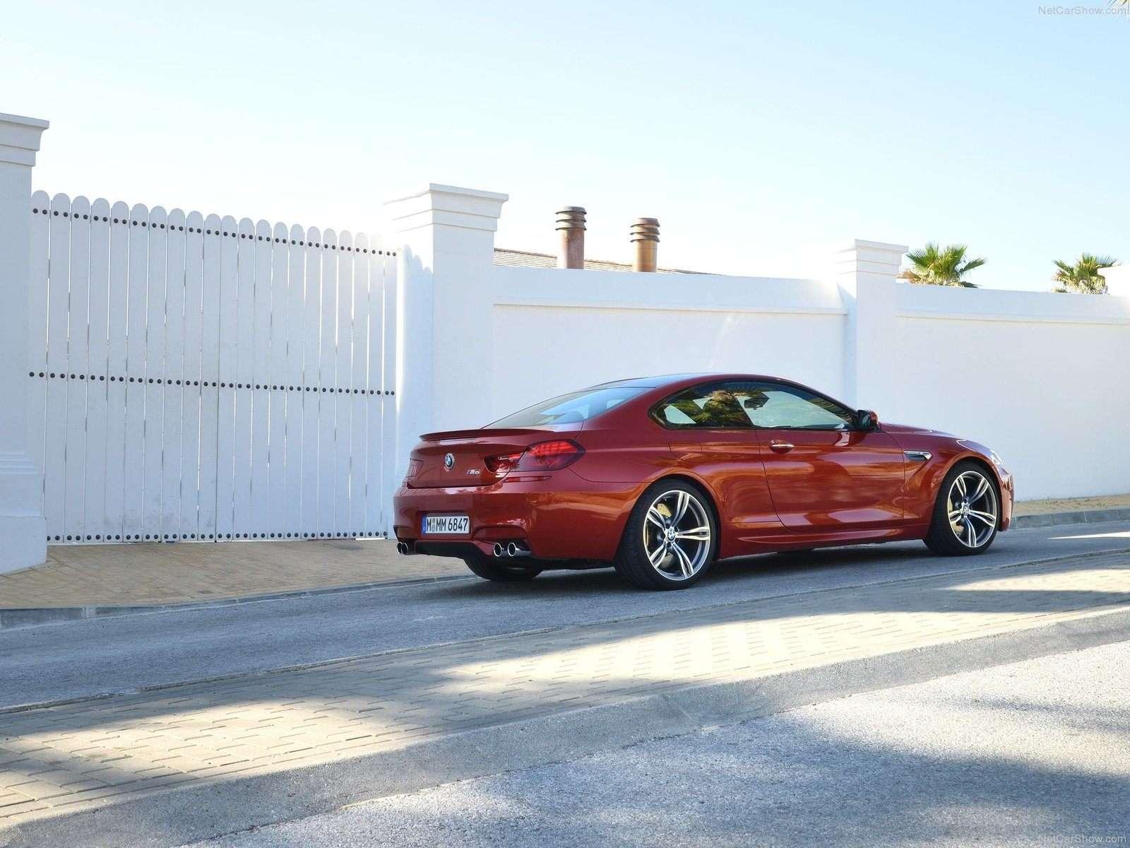 BMW M6 Wallpaper 026