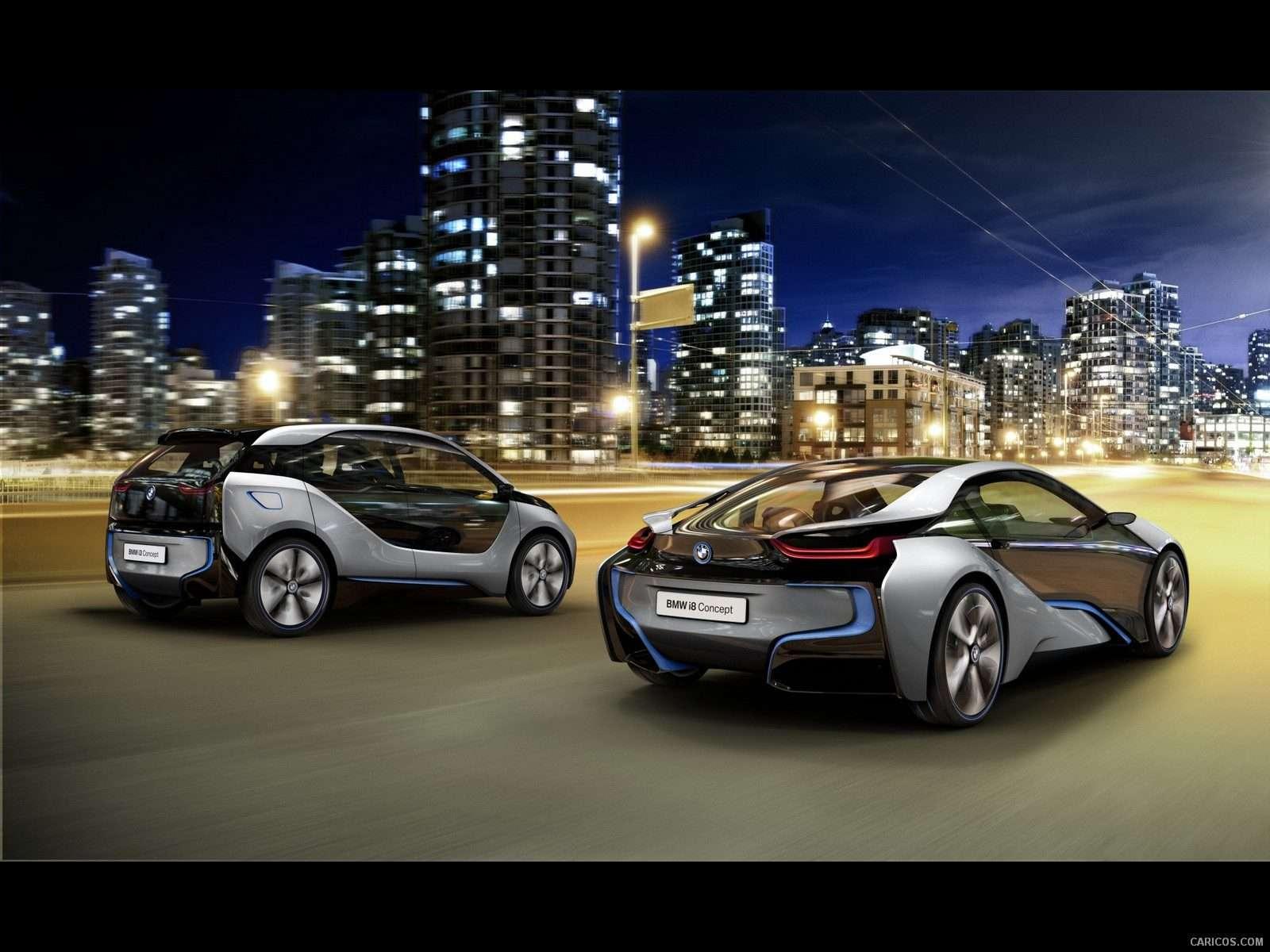 BMW i Series Wallpaper 011