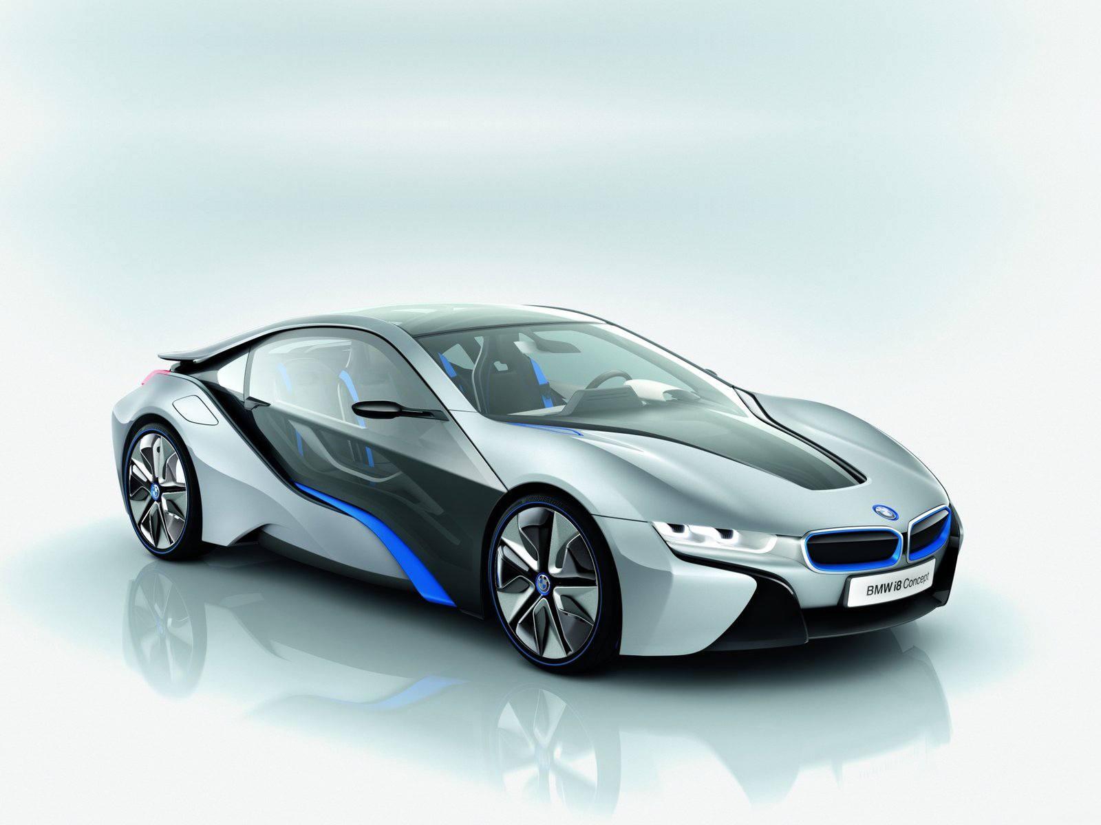 BMW i Series Wallpaper 012