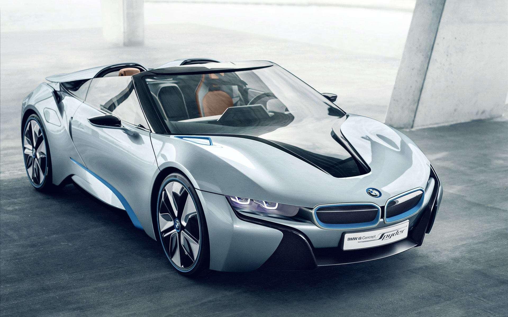 BMW i Series Wallpaper 013