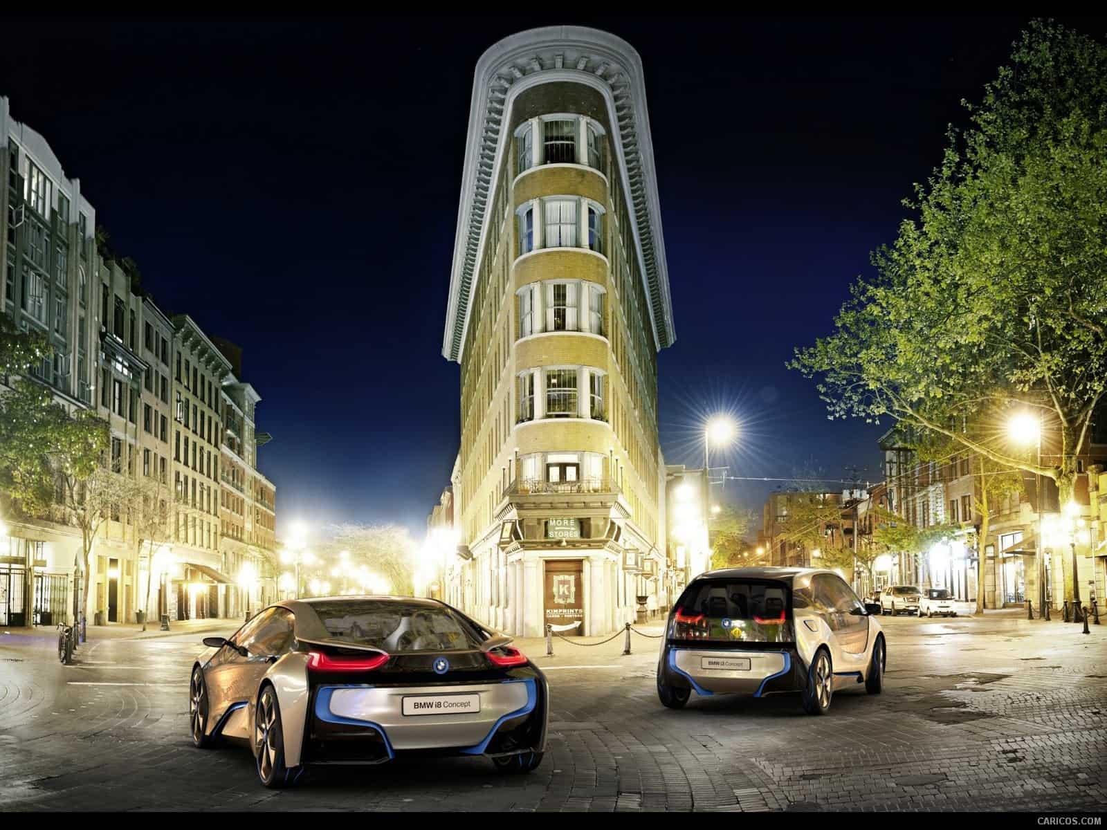 BMW i Series Wallpaper 033