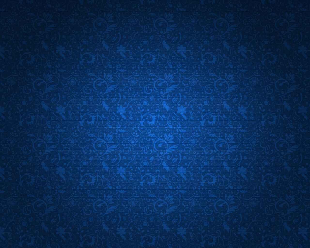 Blue Wallpaper 006