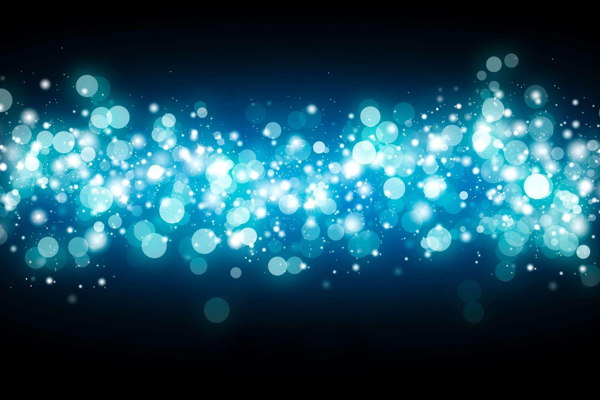 Blue Wallpaper 064
