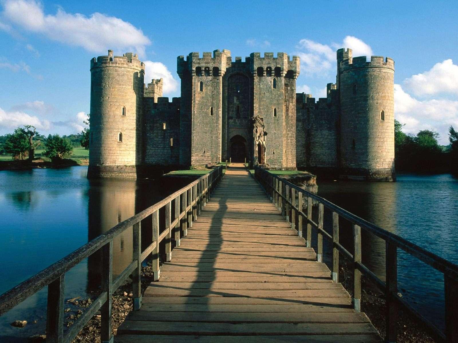 Castle Wallpaper 001