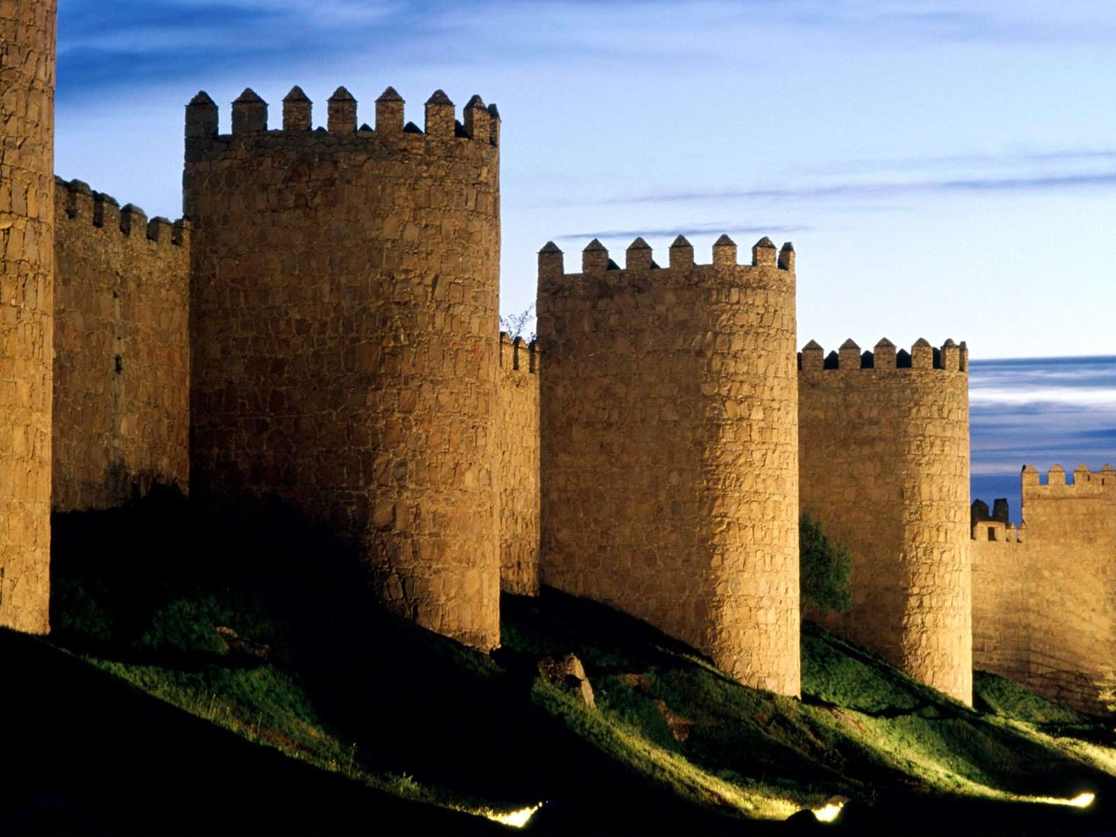 Castle Wallpaper 023
