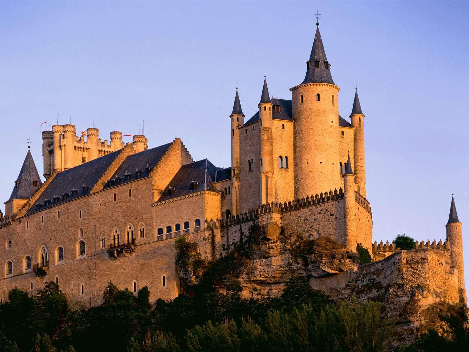 Castle Wallpaper 027