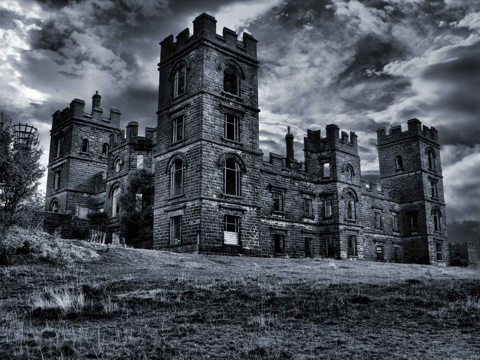 Castle Wallpaper 047