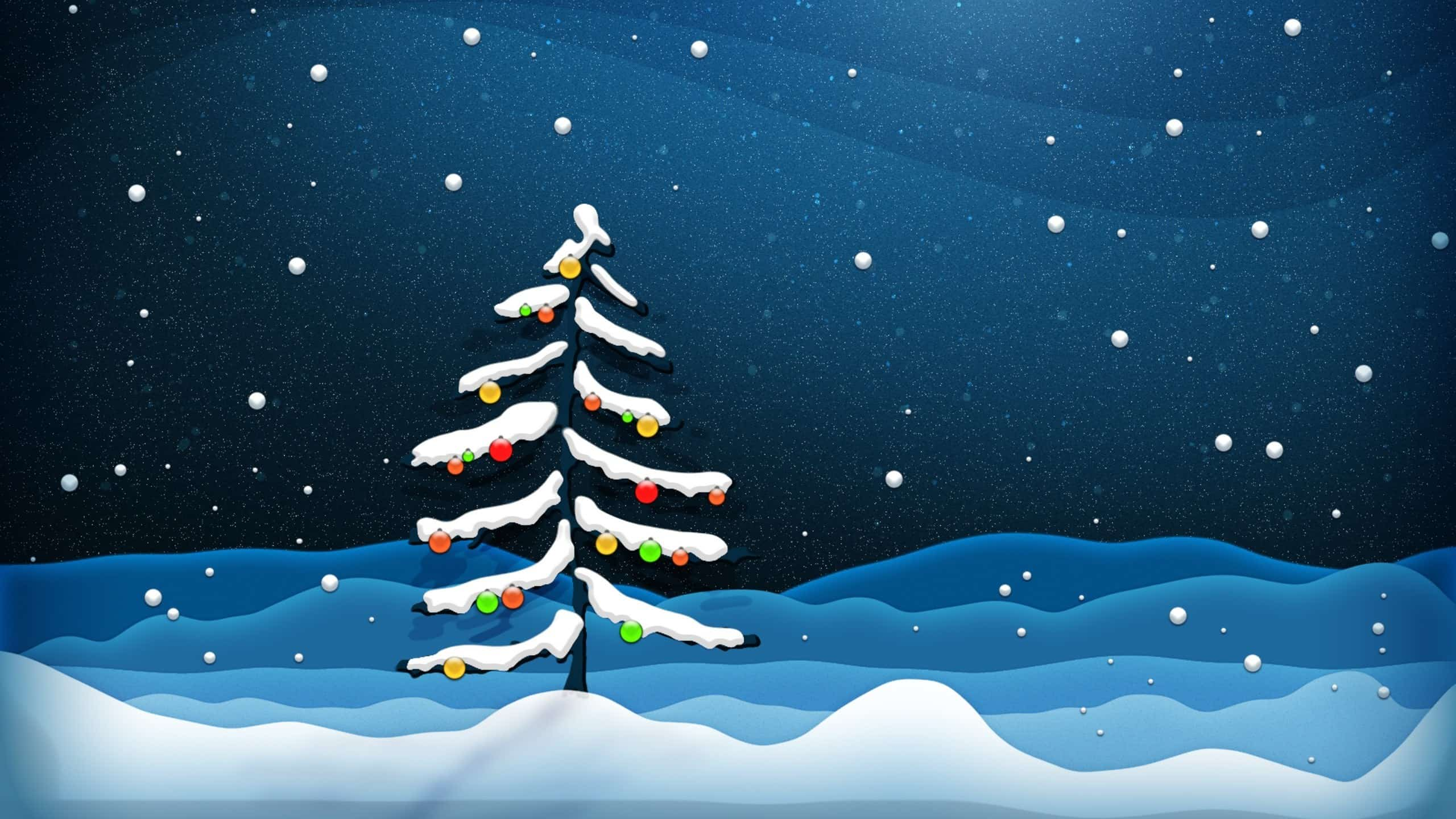 Christmas Winter Wallpaper 017