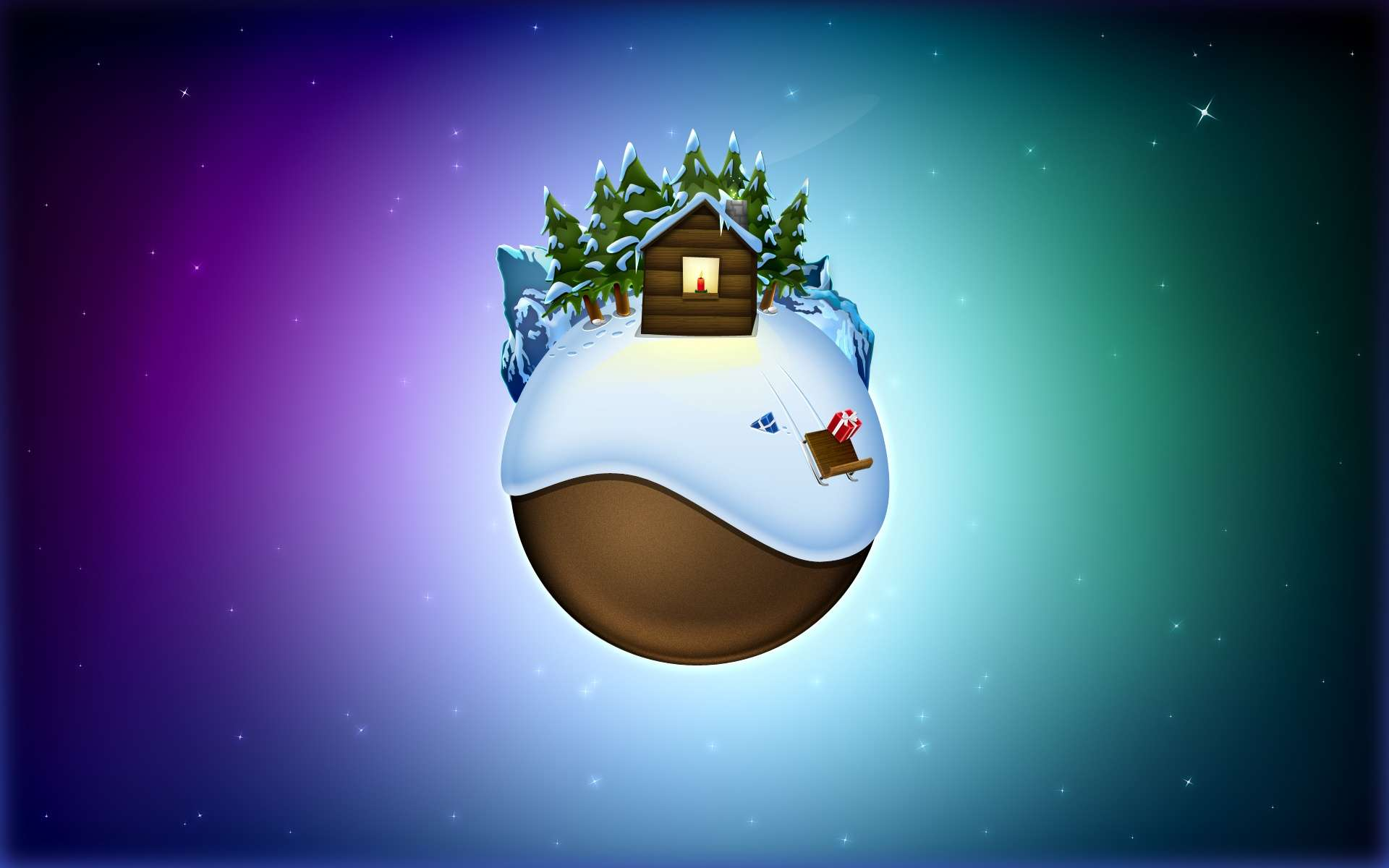 Christmas Winter Wallpaper 033