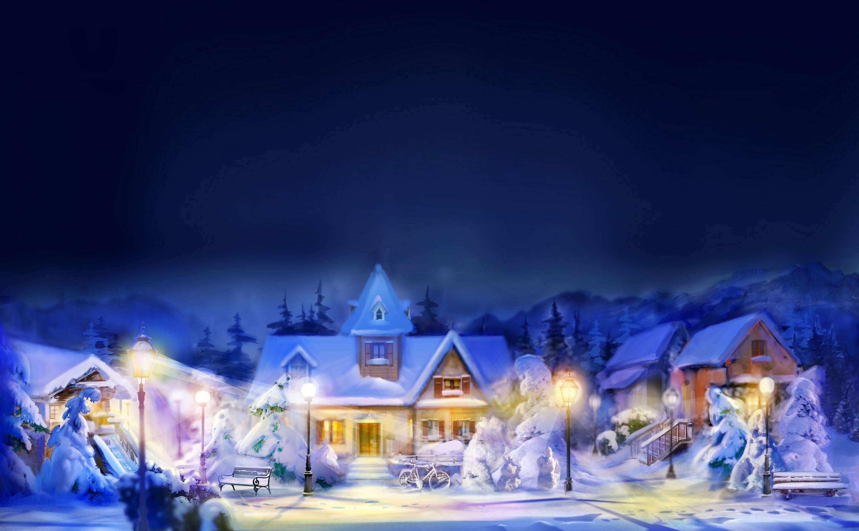 Christmas Winter Wallpaper 059