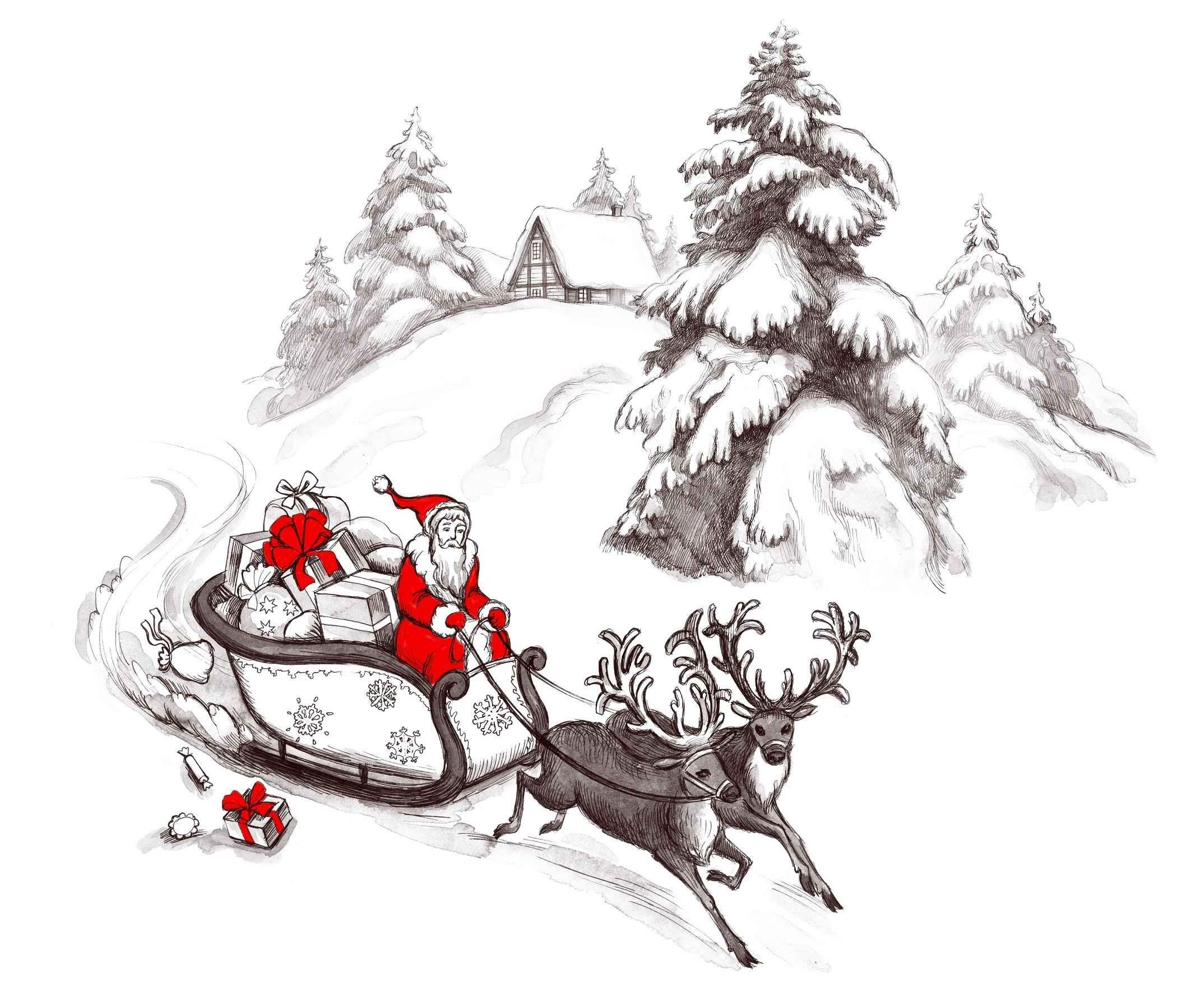 Christmas Winter Wallpaper 061