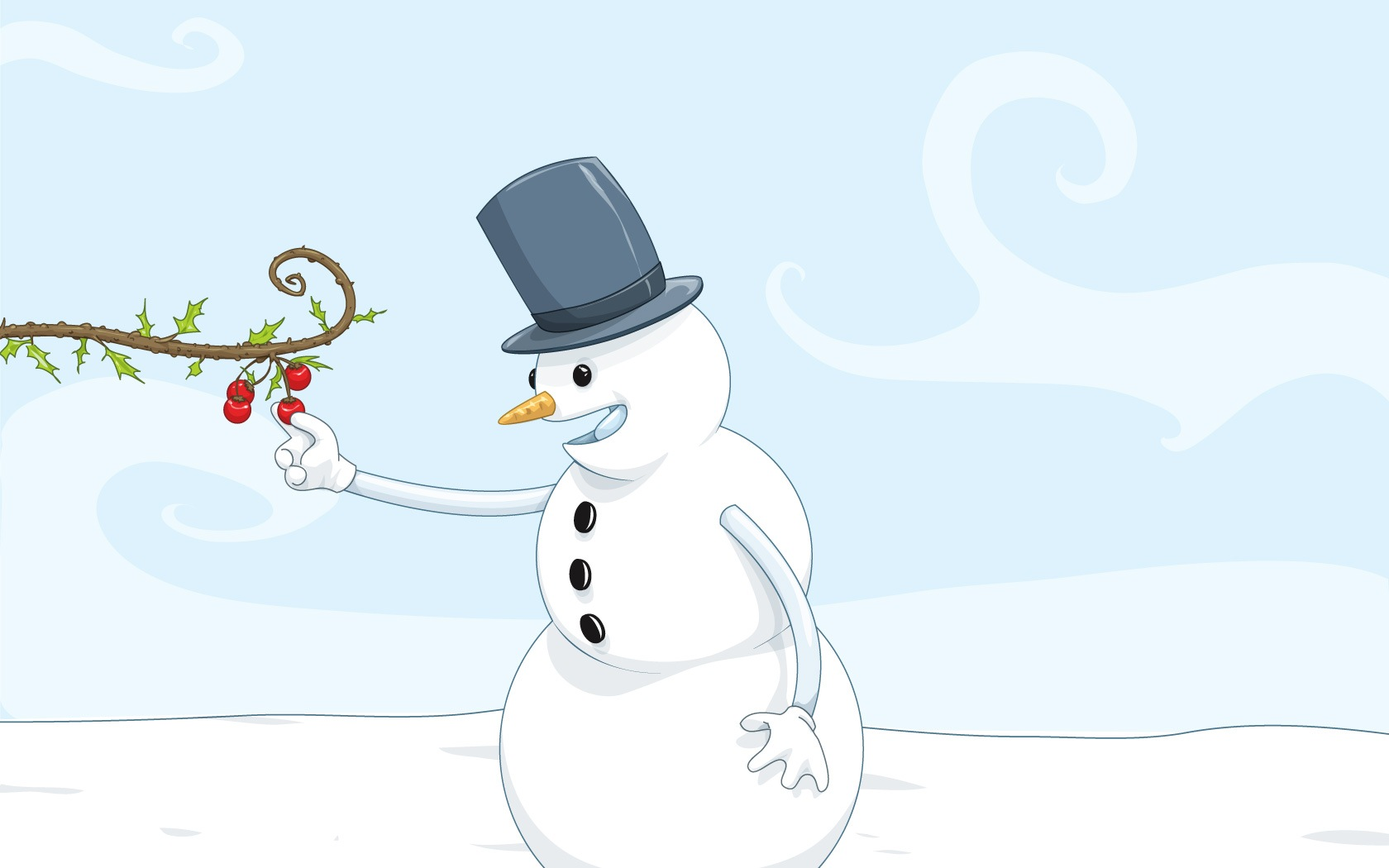 Christmas Winter Wallpaper 062