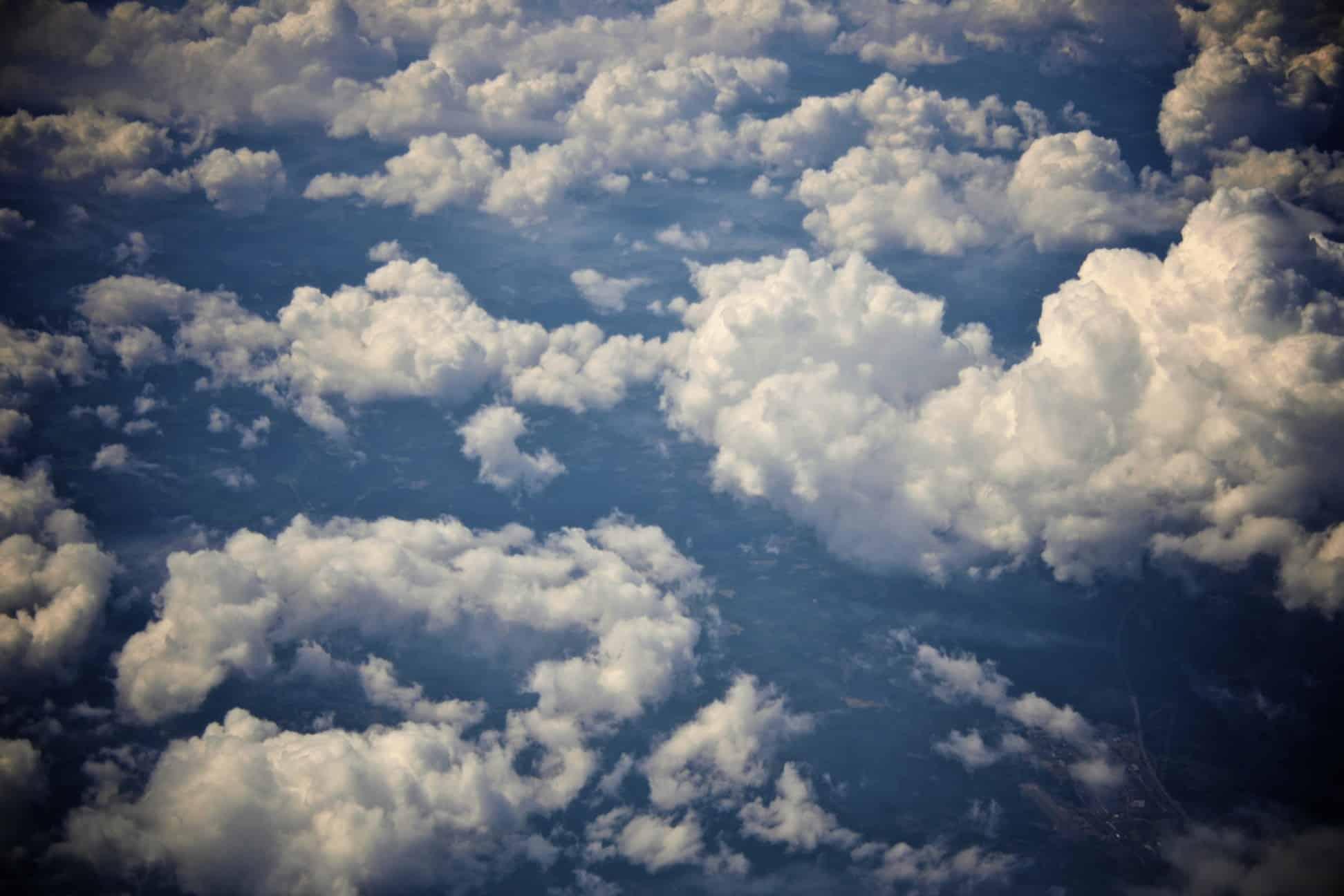 Clouds Wallpaper 007