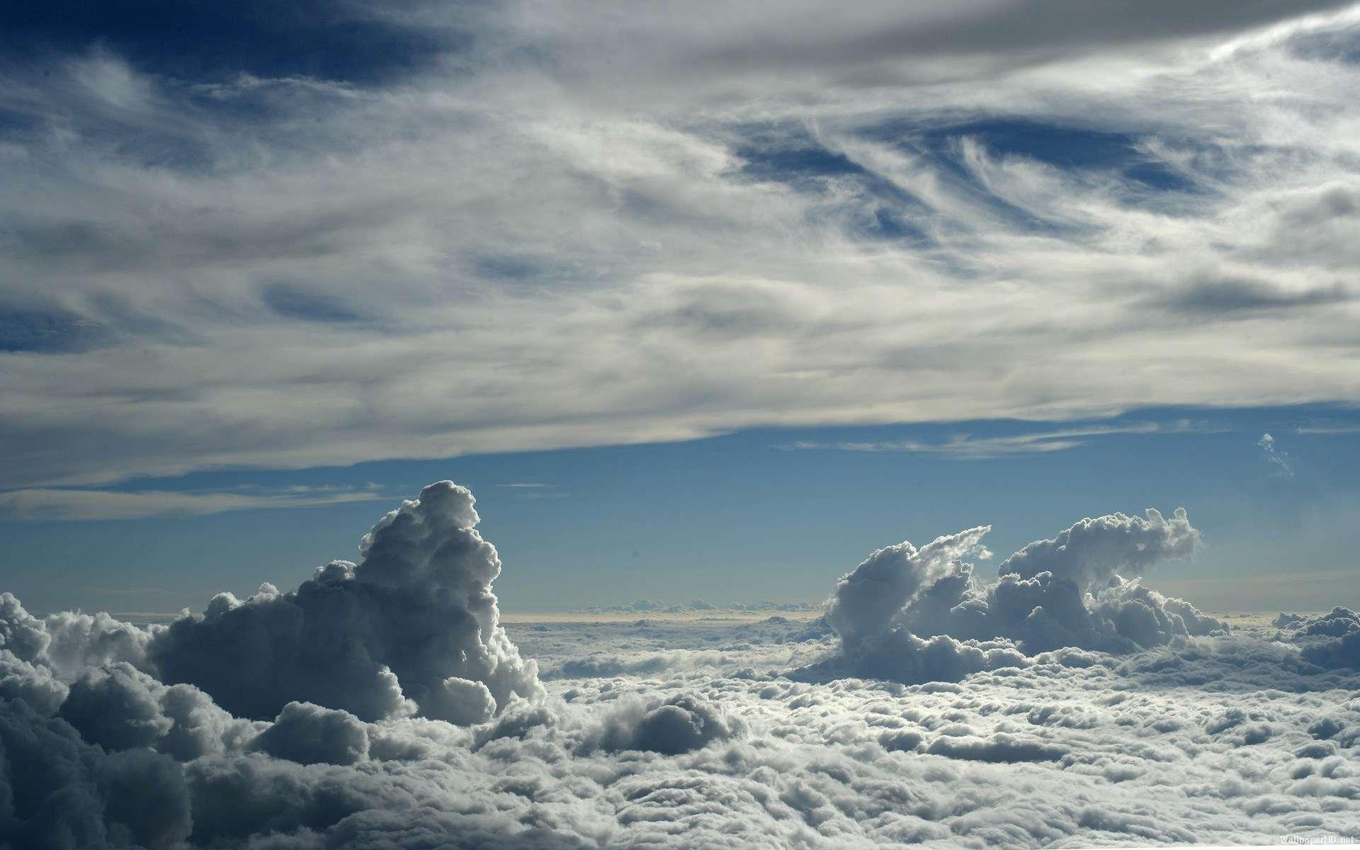 Clouds Wallpaper 021