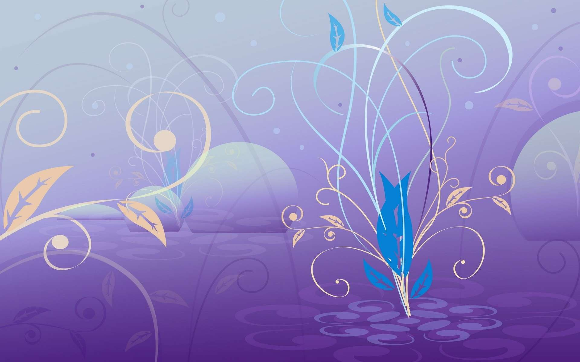 Floral Wallpaper 009