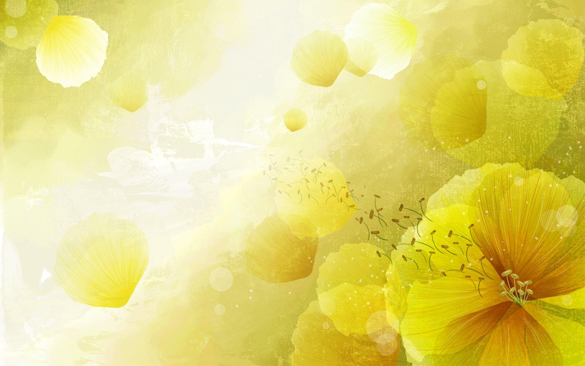 Floral Wallpaper 034