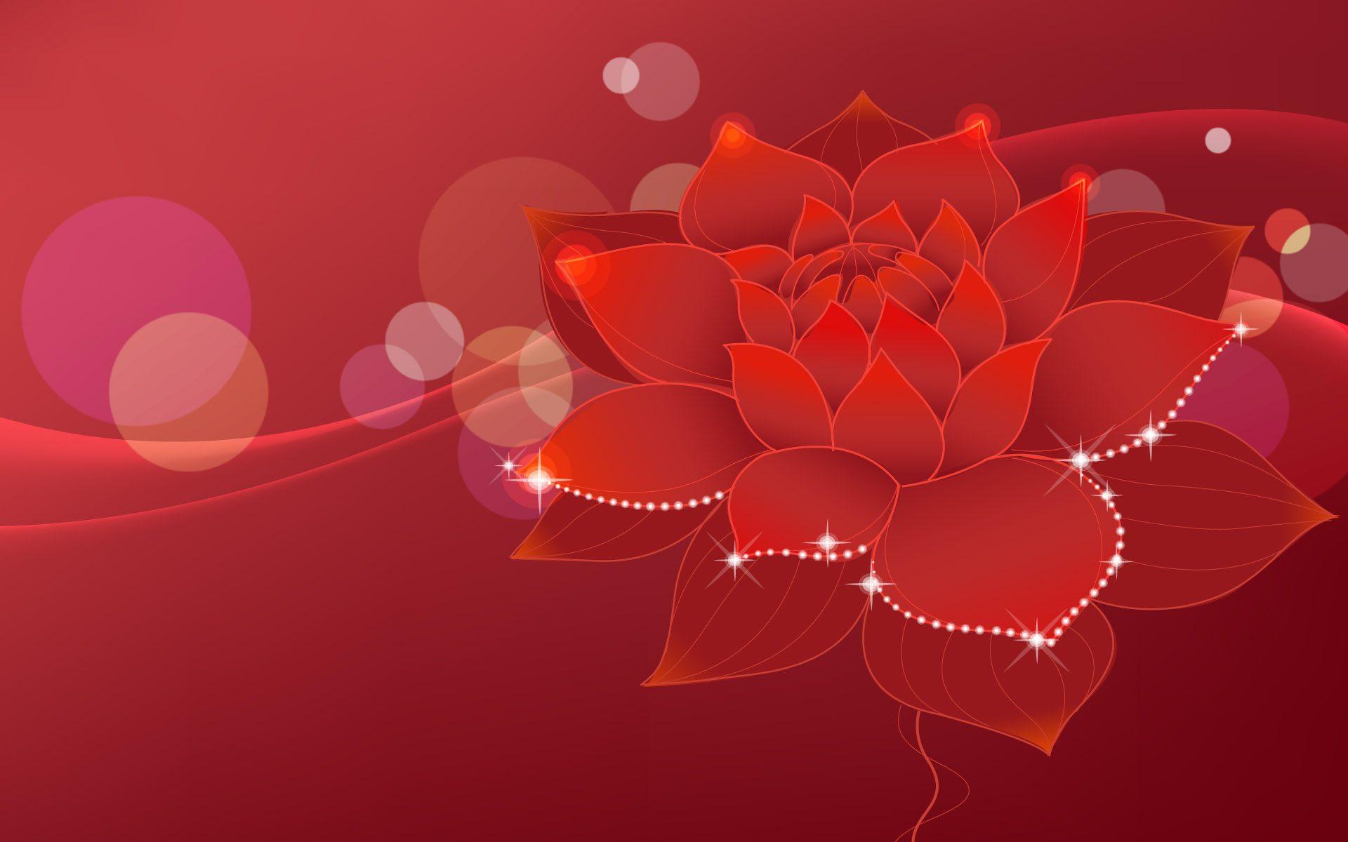 Floral Wallpaper 035