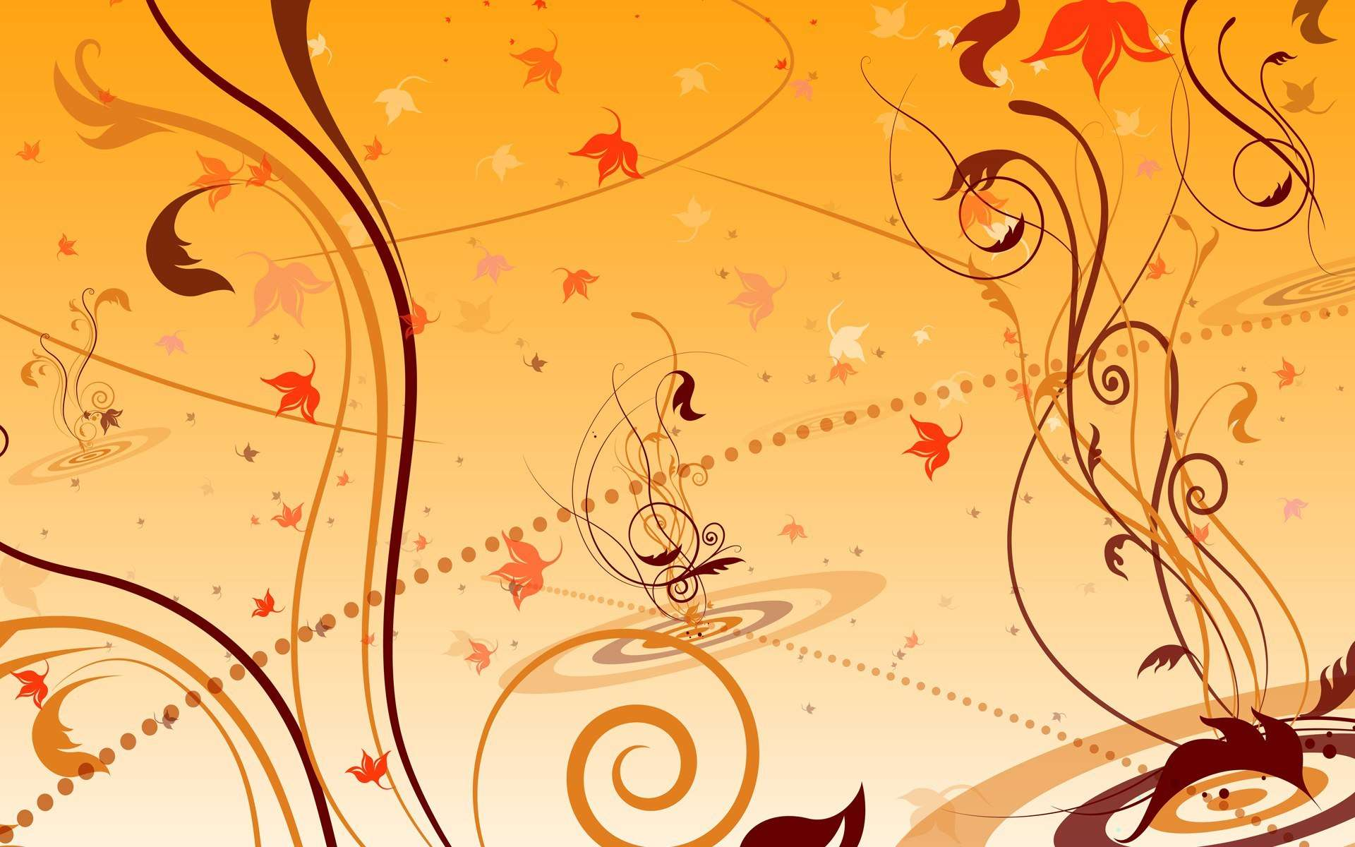Floral Wallpaper 050