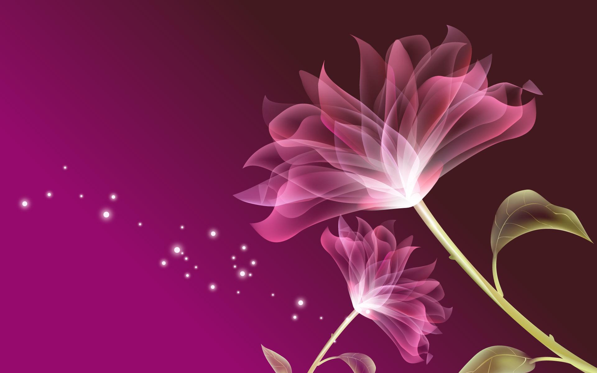 Floral Wallpaper 064