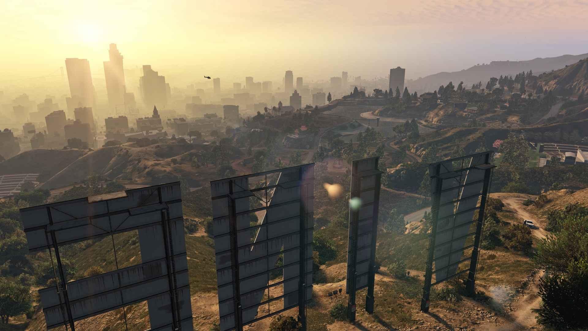 Game Grand Theft Auto V Wallpaper 030