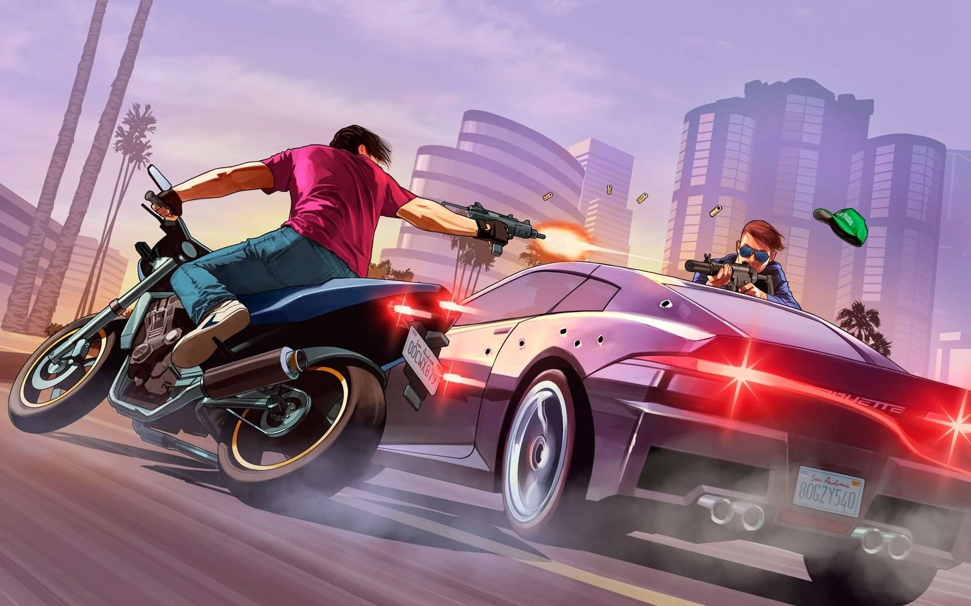 Game Grand Theft Auto V Wallpaper 033