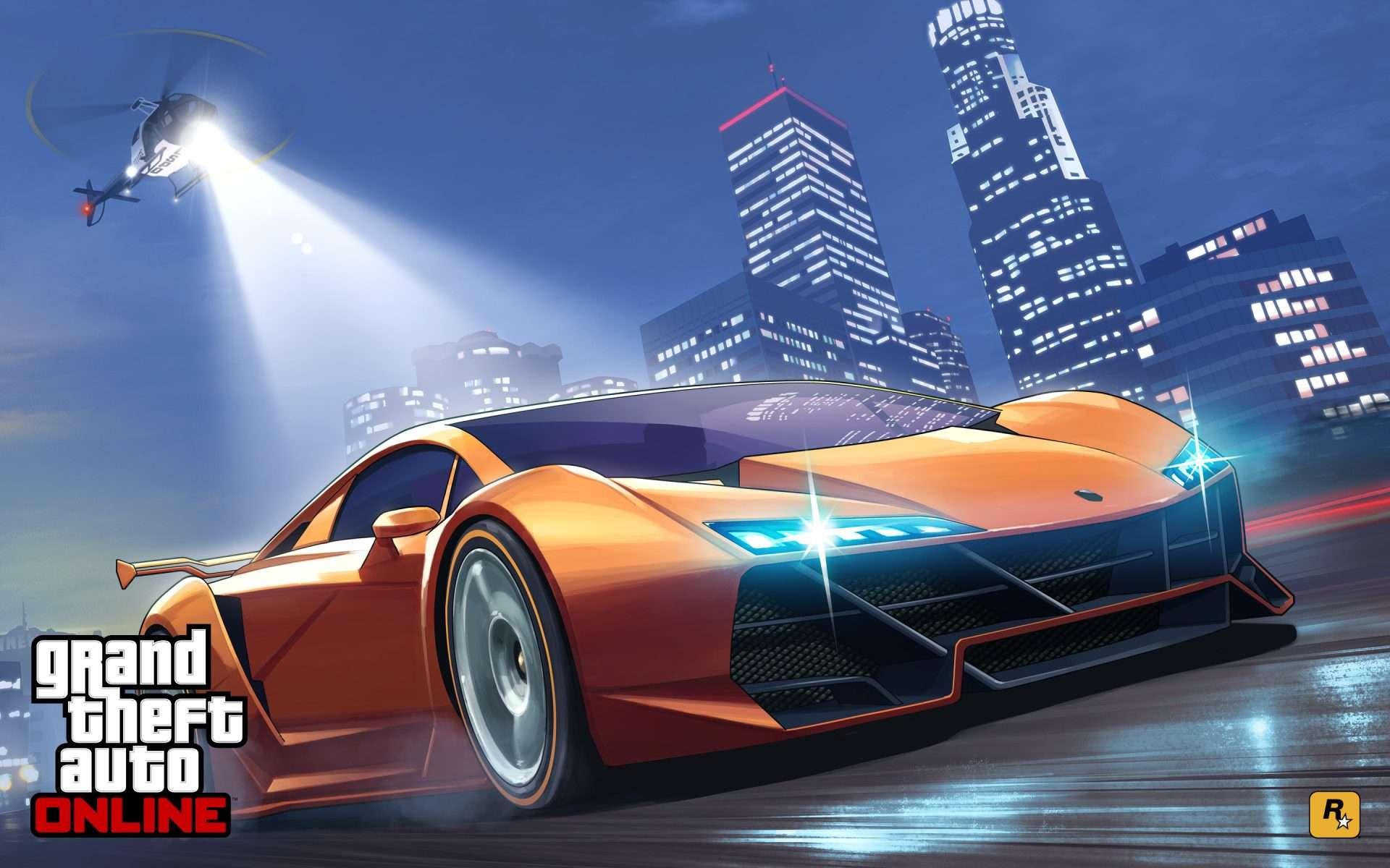 Game Grand Theft Auto V Wallpaper 046