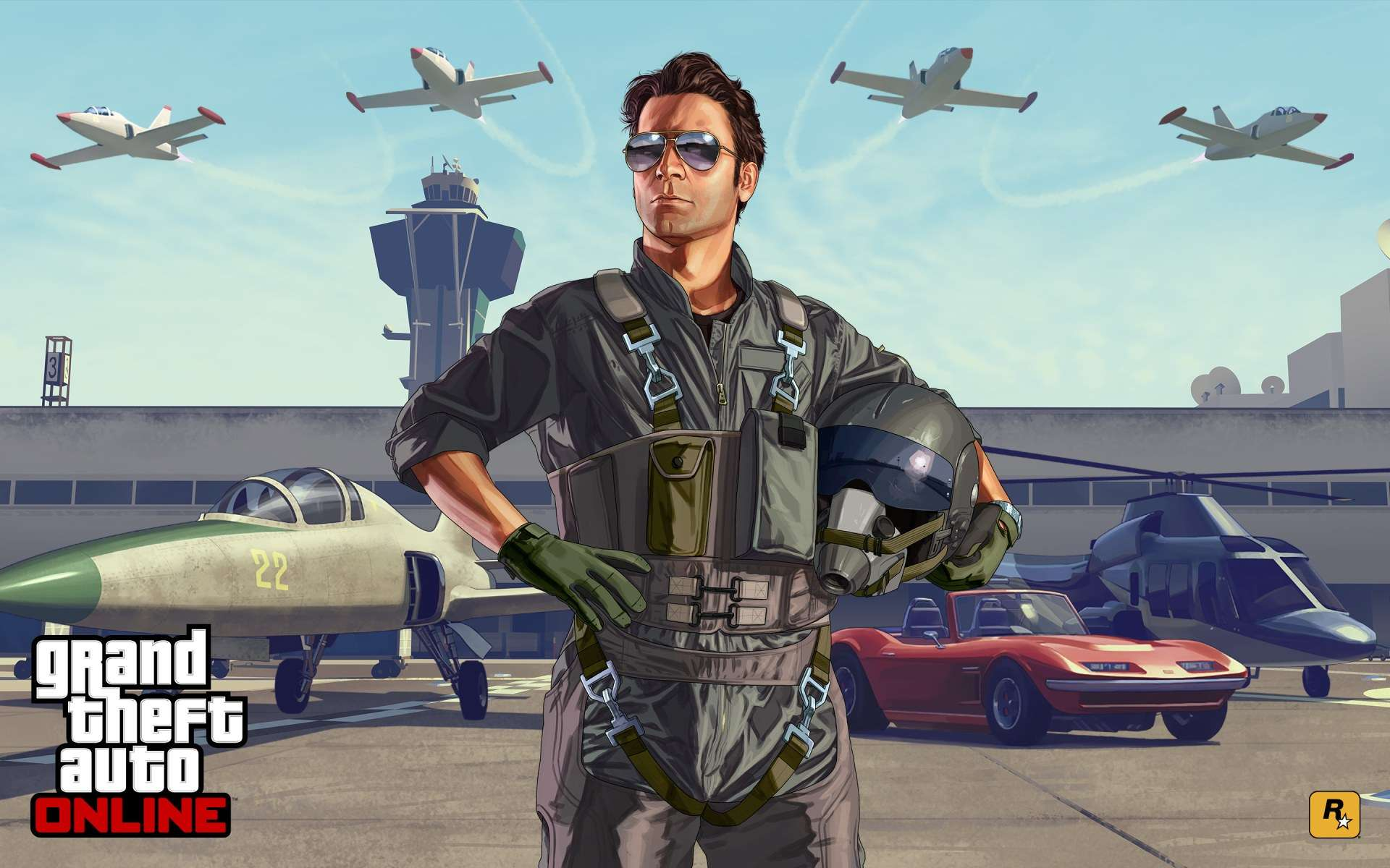 Game Grand Theft Auto V Wallpaper 047