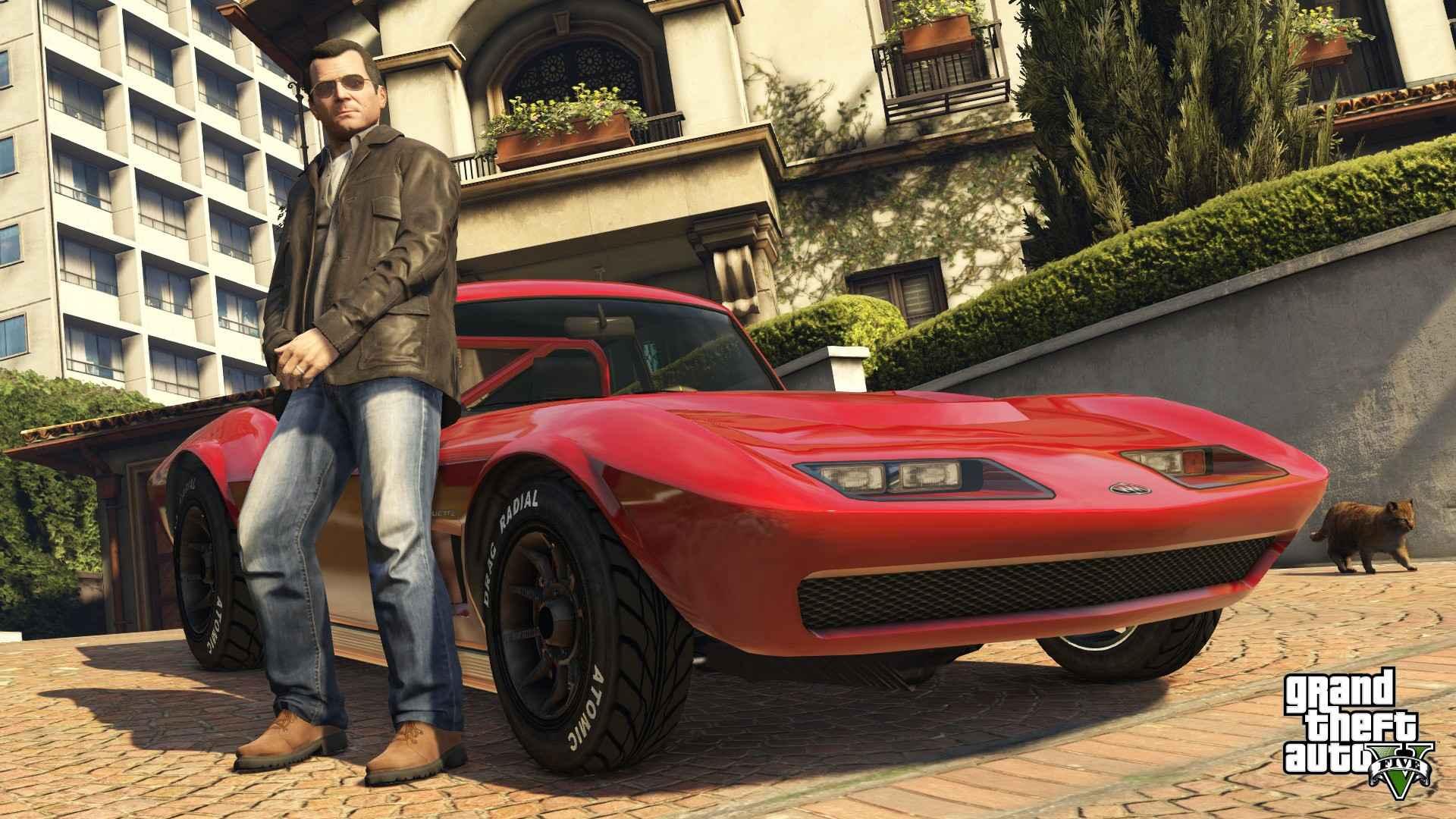 Game Grand Theft Auto V Wallpaper 051