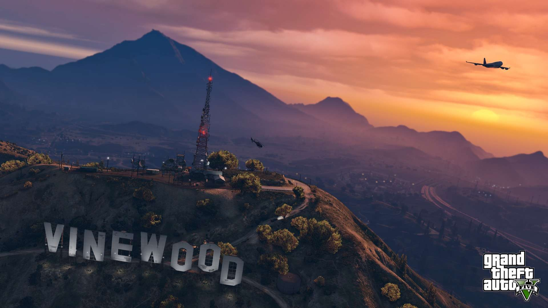 Game Grand Theft Auto V Wallpaper 052
