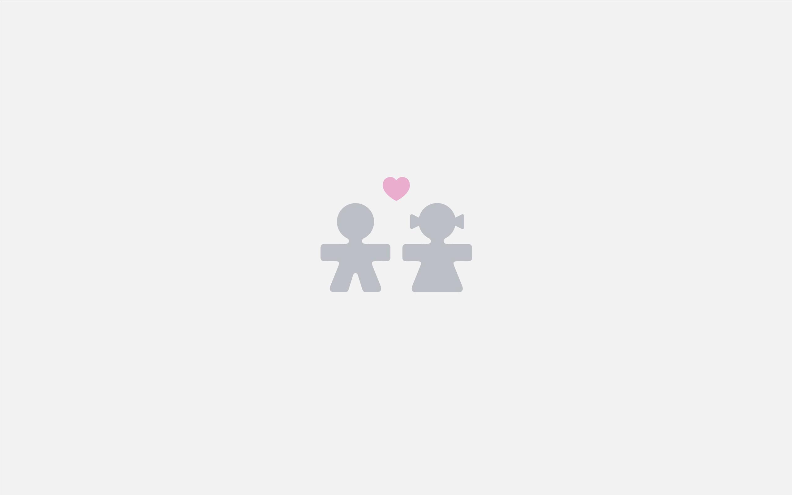 Hearth Love Vector Wallpaper 004