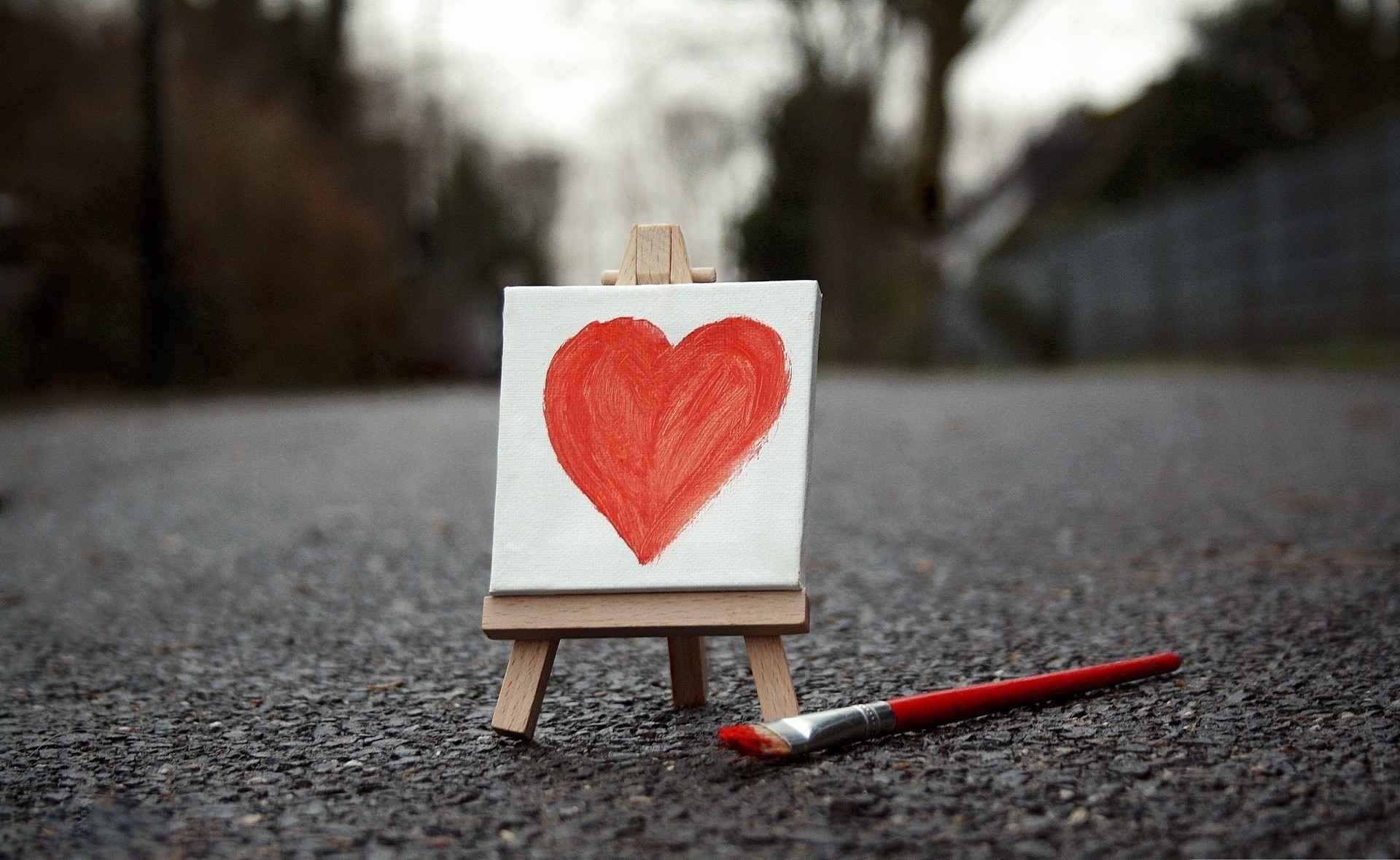 Hearth Love Wallpaper 050
