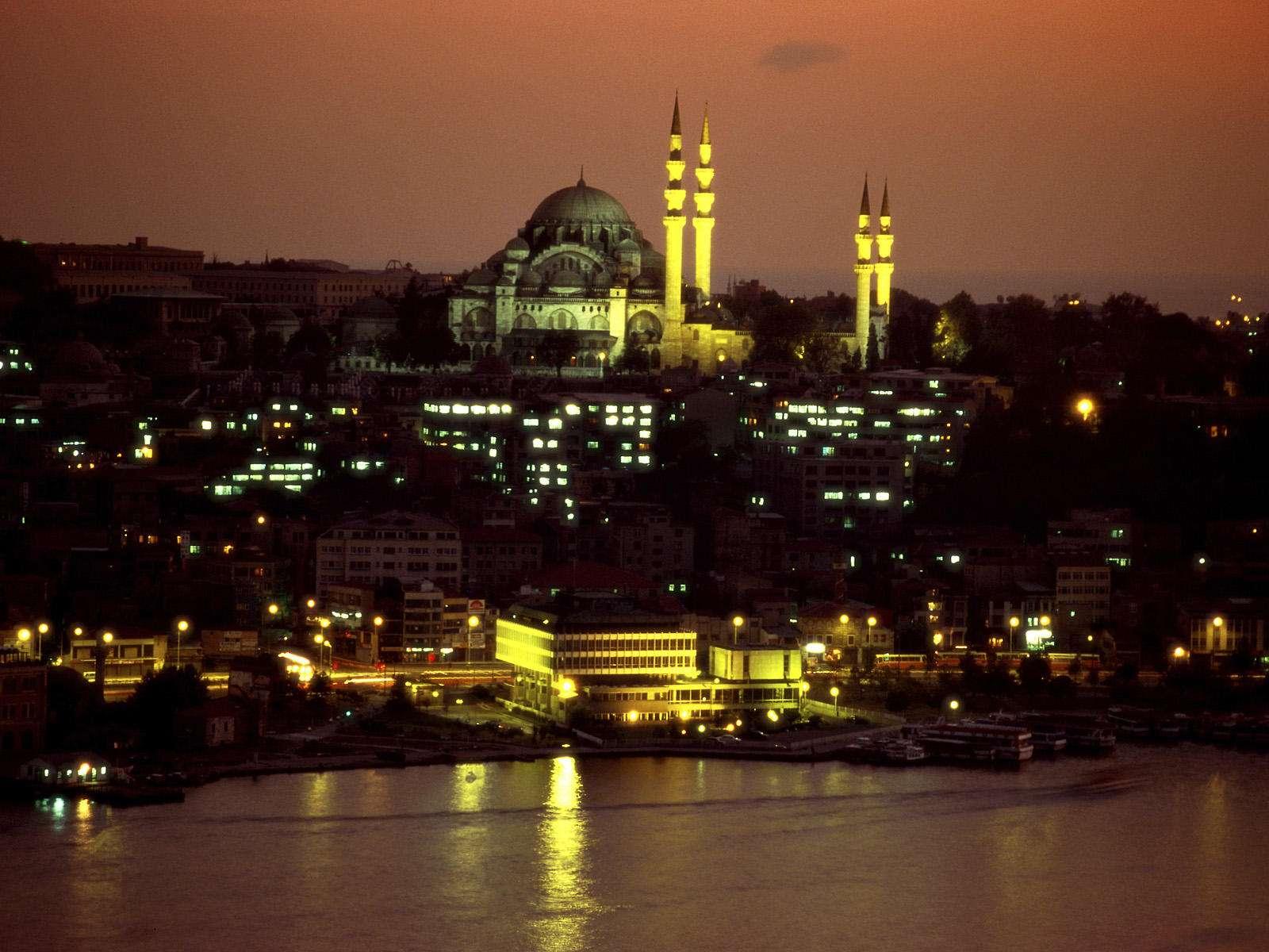 Istanbul Turkey Turkiye Wallpaper 009